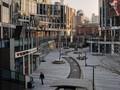 Bisnis Warga Lokal China Lesu 'Terinfeksi' Virus Corona