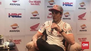 Marquez: Nonton MotoGP 2020 adalah Momen Buruk