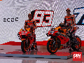 Marc dan Alex Marquez Luncurkan Motor MotoGP 2020