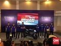 Rossi Respons Ubahan Yamaha Nmax 2020