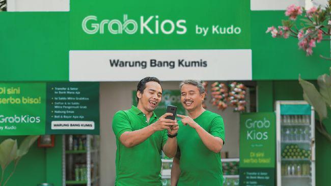 Warung tradisional yang bergabung GrabKios tetap bisa bersaing dengan minimarket, tentunya dengan memberikan pelayanan terbaik dan menawarkan produk beragam.
