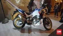 Bocoran Spesifikasi Motor Petualang Honda CRF190L