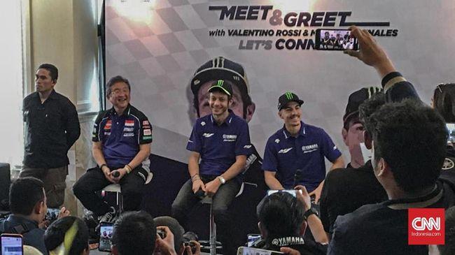Yamaha Indonesia menilai siapapun yang menggantikan Valentino Rossi, dia pasti sosok terbaik dan tetap bisa menaikkan pamor Yamaha di Tanah Air.