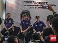 Rossi dan Vinales Datang Memotivasi Pebalap Indonesia