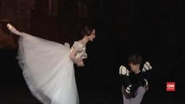 VIDEO: Keanggunan Panggung Balet 'Giselle' di Paris