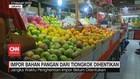 VIDEO: Impor Bahan Pangan dari Tiongkok Dihentikan
