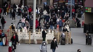 China Deg-degan 'Bubble' Industri Keuangan Dunia Pecah