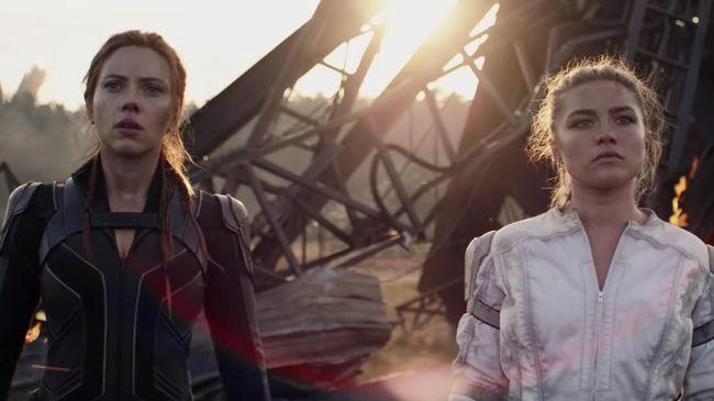 Disney kembali mengundur jadwal perilisan film Black Widow dan The Eternal karena pandemi Covid-19 masih melanda dunia.