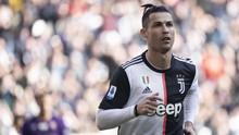 Aksi Ronaldo Terinspirasi 'Last Dance' Michael Jordan