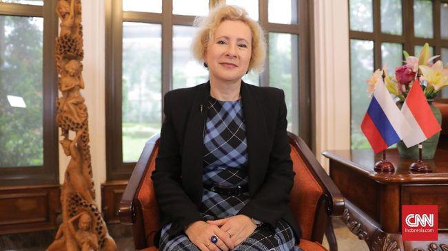 Duta Besar Rusia di Jakarta Lyudmila Georgievna Vorobieva mengaku tidak akan kecewa karena Indonesia tak membeli vaksin corona buatan negaranya.