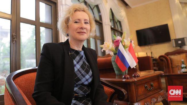 Duta Besar Rusia, Lyudmila Georgievna Vorobieva