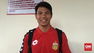 Jupe Ingin Ubah Klausul di Bhayangkara FC demi Lawan Persib