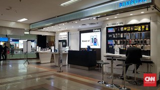 Pasar RI Anjlok Imbas Corona, Ponsel China Salip Samsung