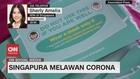 VIDEO: Singapura Melawan Corona