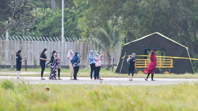 WHO khawatir belum ada virus corona terdeteksi di Indonesia sampai pemerintah segera pulangkan lagi WNI dari China.