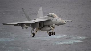 Mengenal Jet Tempur Tanpa Awak Milik AS Boeing Growler