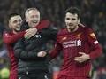FOTO: VAR dan Bunuh Diri Bantu Liverpool Menang di Piala FA