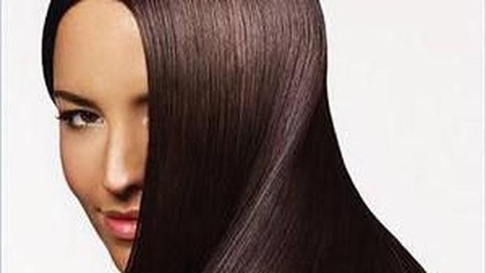 Zat Pada Suplemen untuk Rambut Indah