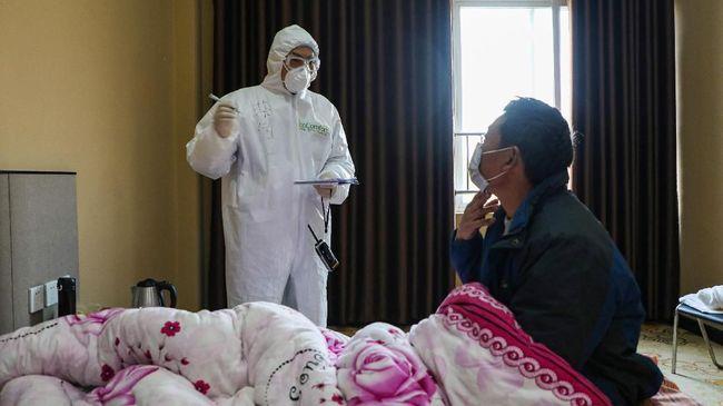 Kementerian Kesehatan menyatakan warga negara China yang terjangkit virus corona kemungkinan tidak terpapar dari Bali.