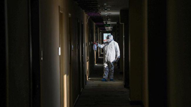 Pemerintah Mesir mengumumkan ada satu orang yang positif terinfeksi di virus corona di negara tersebut.