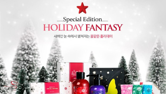 Review: Koleksi Natal Missha Holiday Fantasy 2015