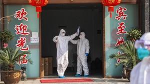 Jepang Tuduh China Tingkatkan Pengaruh Saat Pandemi Corona
