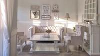 <p>Isi rumah Natalie Sarah serba putih. Ia sendiri mengaku suka mengatur perabotan hingga printilan di rumahnya. (Foto: Instagram @natalie_sarahs)</p>