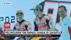 VIDEO: Peluncuran Tim Repsol Honda di Jakarta