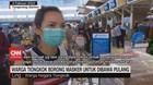 VIDEO: Warga Tiongkok Borong Masker untuk Dibawa Pulang