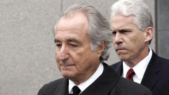 Terpidana kasus penipuan skema Ponzi terbesar di dunia, Bernie Madoff, meninggal di penjara federal AS.