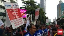 Survei SMRC: 52 Persen Warga Dukung Omnibus Law Ciptaker