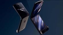 Ponsel Lipat Motorola Razr 5G Disiapkan Meluncur Akhir 2020