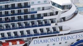 Disinfeksi Selesai, Status Karantina Diamond Princess Dicabut