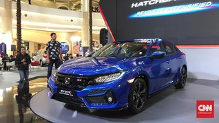 Honda Isyaratkan Absen Mobil Baru di RI Sampai Akhir Tahun