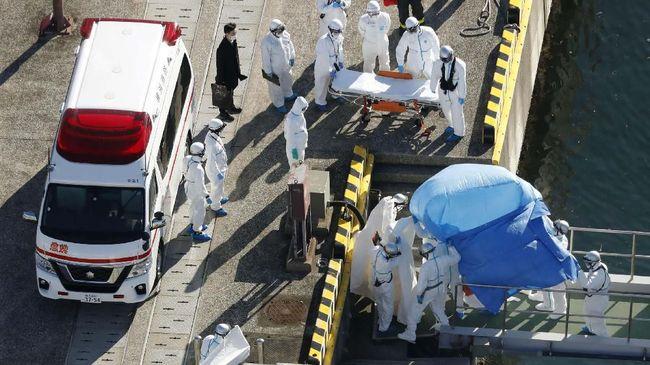 Korban meninggal dunia akibat virus corona di Provinsi Hubei hingga Jumat (8/2) mencapai 618 orang atau total 636 orang secara global.