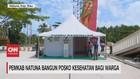 VIDEO: Pemkab Natuna Bangun Posko Kesehatan Bagi Warga