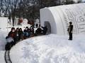 FOTO: Salju Impor di Sapporo Snow Festival