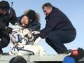 VIDEO: 328 Hari Mengangkasa, Astronaut NASA Kembali ke Bumi