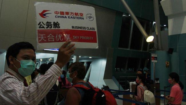 IATA ramal pendapatan maskapai di Asia Pasifik hilang Rp381 triliun akibat wabah Virus Corona.