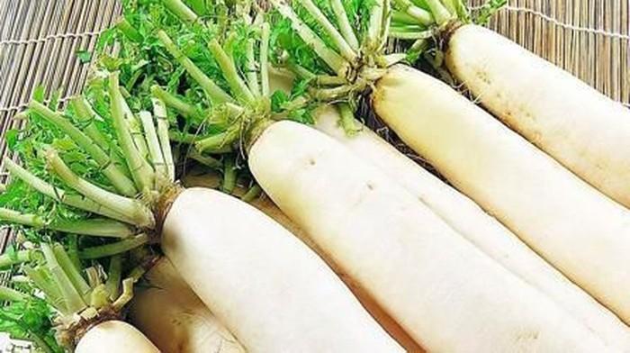 Khasiat Lobak Putih Untuk Kecantikan Wajah dan Tubuh