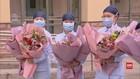 VIDEO: 1.540 Pasien Virus Corona Sembuh dan Kembali ke Rumah