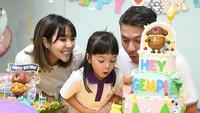<p>Termasuk juga saat Gempi merayakan ulang tahunnya di sekolah beberapa waktu lalu. (Foto: Instagram)</p>