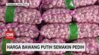 VIDEO: Harga Bawang Putih Semakin Pedih