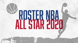 INFOGRAFIS: Roster NBA All Star 2020
