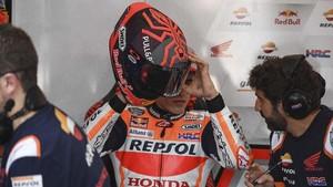 Marquez Resmi Absen di MotoGP Ceko
