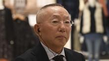 Harta Orang Terkaya Jepang Tembus Rp586 T Berkat Saham Uniqlo