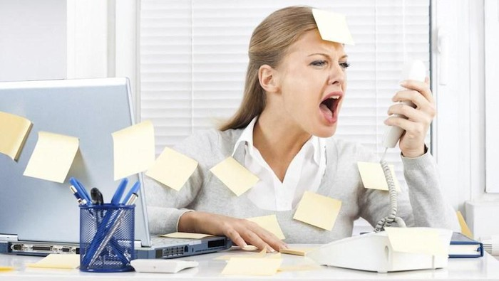 3 Penyakit yang Disebabkan Oleh Stres