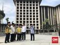 Muhammadiyah Kritik Proyek Terowongan Istiqlal-Katedral