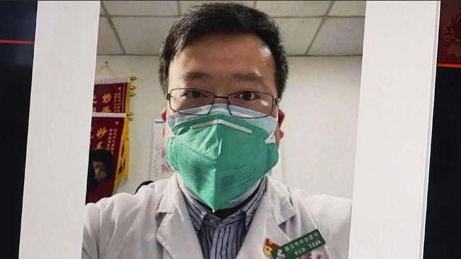 Tak hanya sisakan duka, kematian Li Wenliang, dokter sekaligus whistleblower yang sebarkan informasi virus corona memicu kritik hingga amarah publik China.
