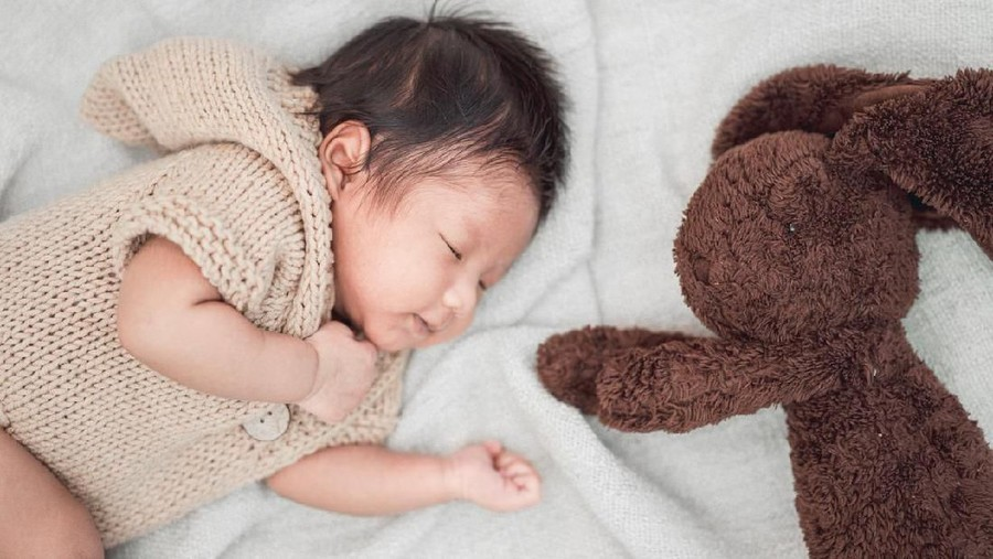 20 Nama Bayi Laki-laki Bermakna Penyayang